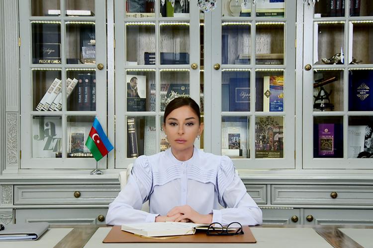 Mehriban Əliyeva YAP Sədrinin I müavini təyin olunub