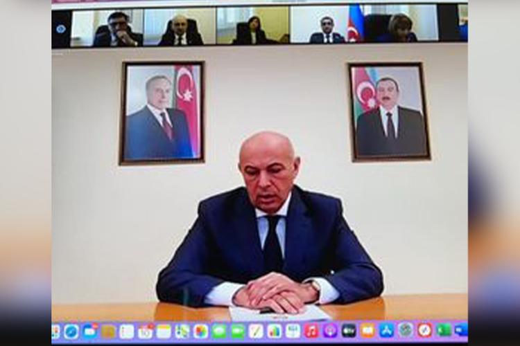Parlamentdə təmsil olunan partiya nümayəndələri və deputatlarla görüş keçirilib
