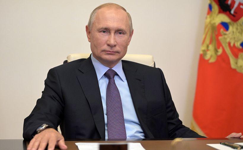 """Putin: """"""""Akkuyu"""" AES Türkiyənin enerji təhlükəsizliyinə ciddi töhfə verəcək"""""""