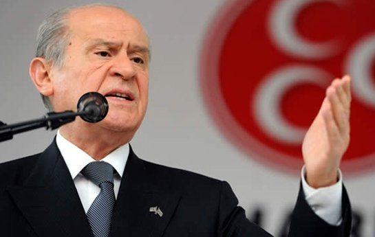 Dövlət Baxçalı yenidən MHP sədri seçilib