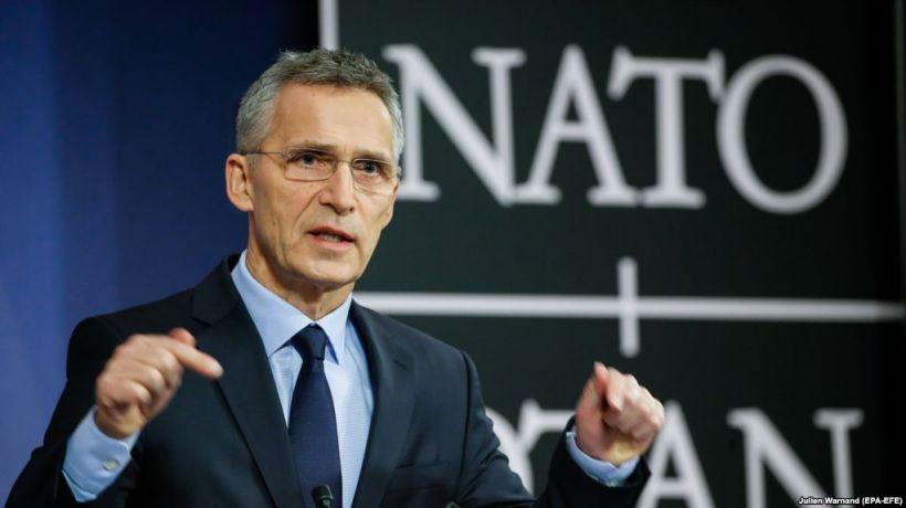 NATO-nun baş katibindən Rusiyaya Ukrayna ilə bağlı  XƏBƏRDARLIQ