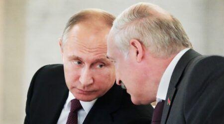 Putin və Lukaşenko Dağlıq Qarabağı müzakirə ediblər