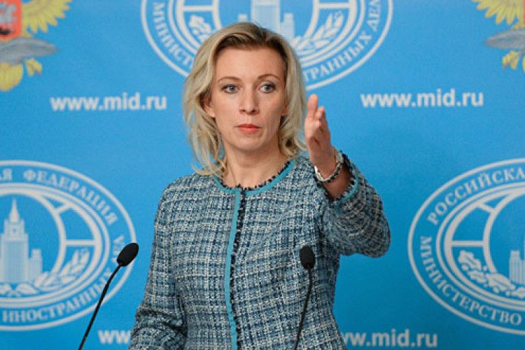 """Zaxarova: """"Rusiyaya qarşı informasiya müharibəsinin arxasında Vaşinqton dayanır"""""""