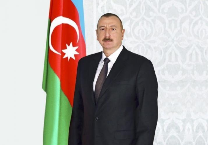 Prezident İlham Əliyev Hacıqabul rayonuna səfər edib