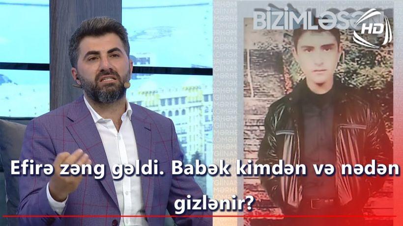 """ATV telekanalı cərimələndi, Zaur Baxşəliyevin """"Bizimləsən""""i bağlandı"""