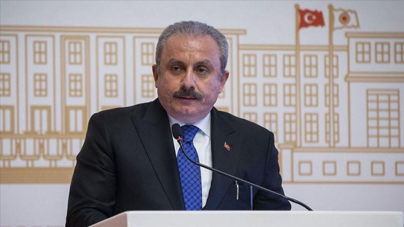 """Mustafa Şentop: """"Baydenin bəyanatının Ermənistana da faydası olmayacaq"""""""