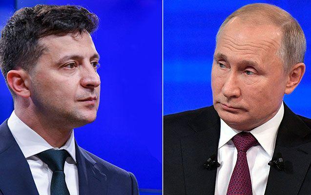 Zelenski Putinlə görüşəcəyini deyir