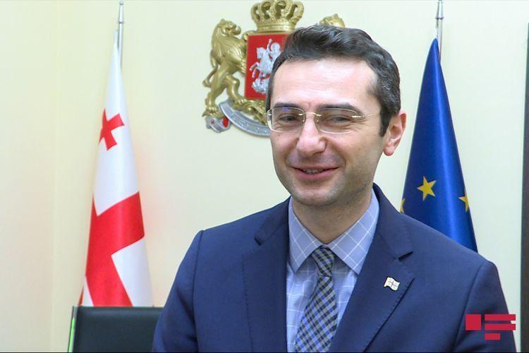 Gürcüstan parlamentinə yeni sədr seçilib