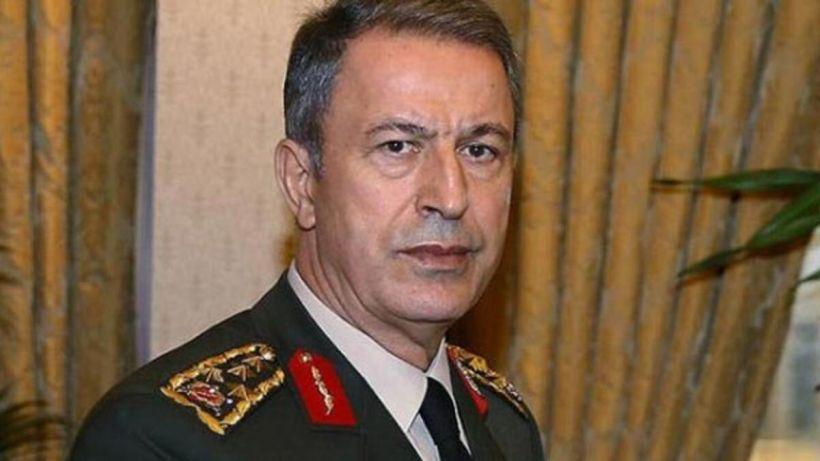 """Hulusi Akar: """"Qətiyyən """"erməni soyqırımı"""" olmayıb"""""""