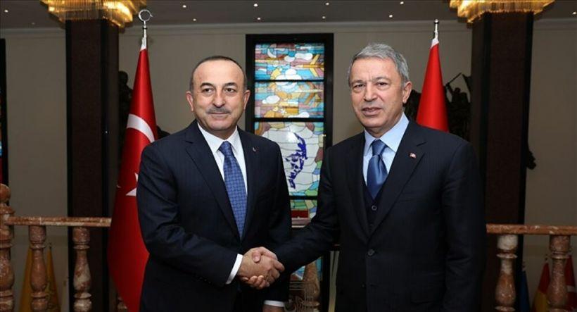 Çavuşoğlu və Akar Liviyaya gedəcəklər