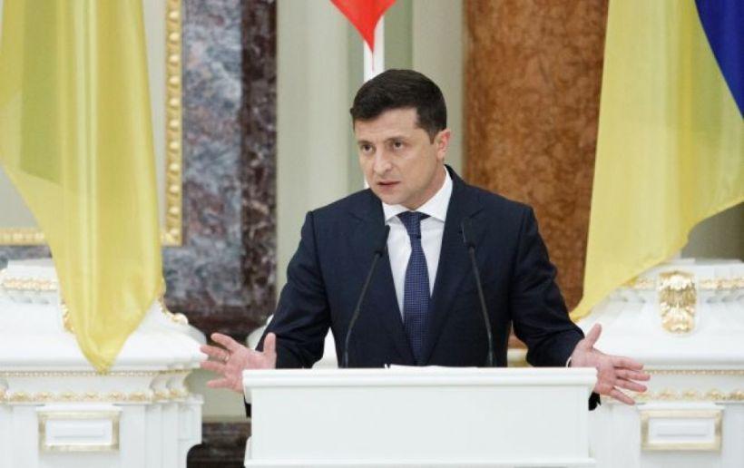 Vladimir Zelenski: Ukrayna Avropa Birliyinə üzv olmaq üçün real bir dövrü yaşayır
