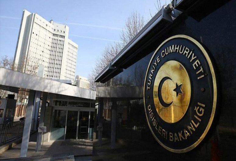 """Türkiyə XİN: Latviya parlamentinin """"erməni soyqırımı""""nı tanımasını rədd edirik"""