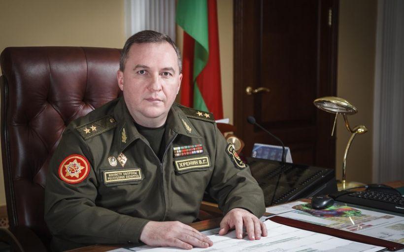 Belarusun müdafiə naziri Azərbaycana gəlib