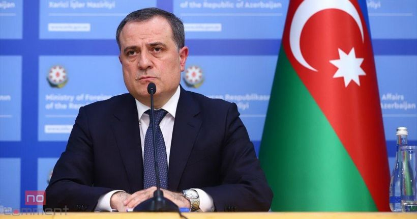 Ceyhun Bayramov: Azərbaycan-Ermənistan sərhədinin delimitasiyası ilə bağlı Ermənistanın isterik davranışları anlaşılan deyil