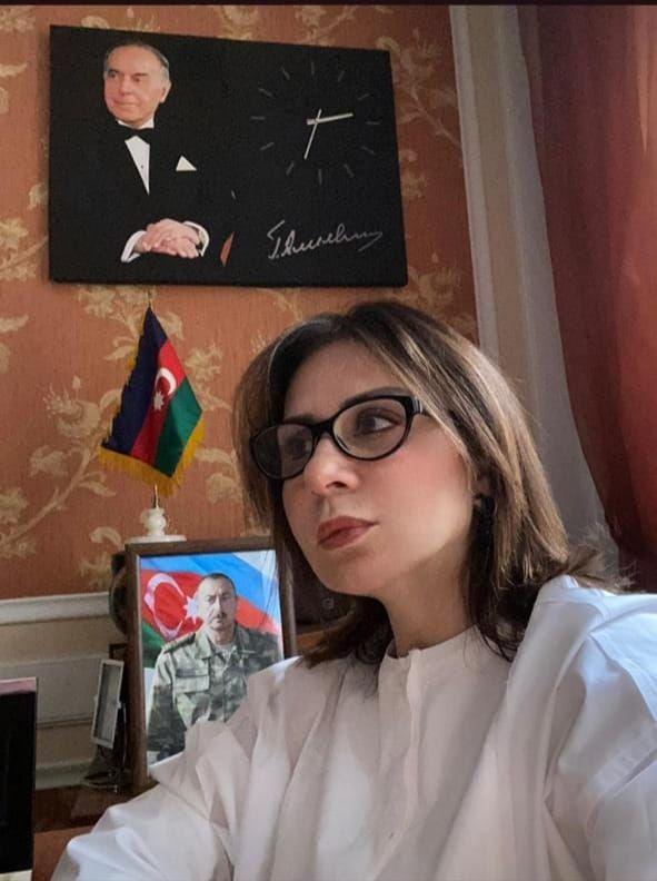 """""""Arzu edərdim ki, hər bir həkim fəaliyyəti ilə insanlara ancaq şəfa bəxş etsin"""""""