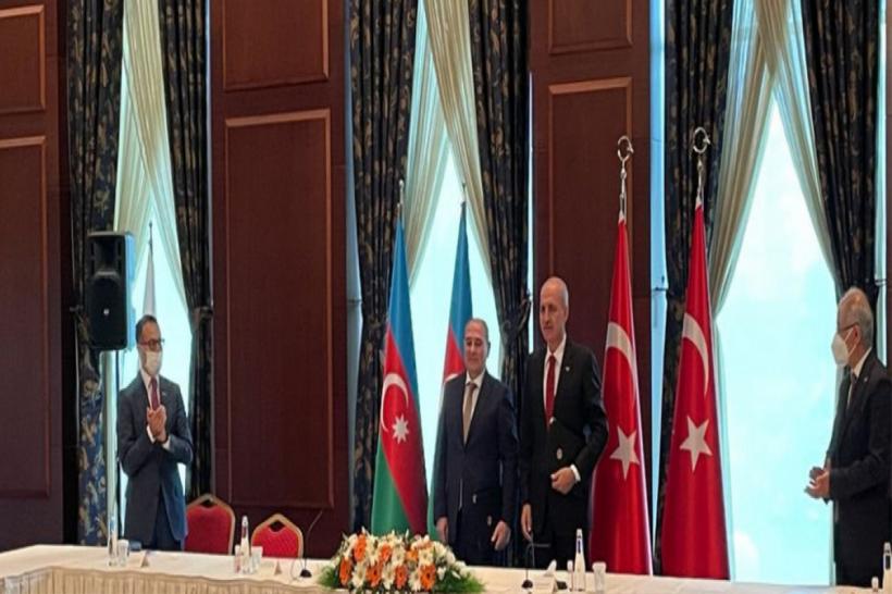 YAP və AKP əməkdaşlığa dair niyyət protokolu imzalayıb