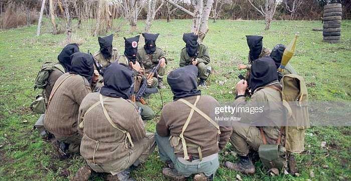 Ermənistan vətəndaşlarından ibarət terrorçu silahlı birləşmənin 26 üzvünün adı məlum olub