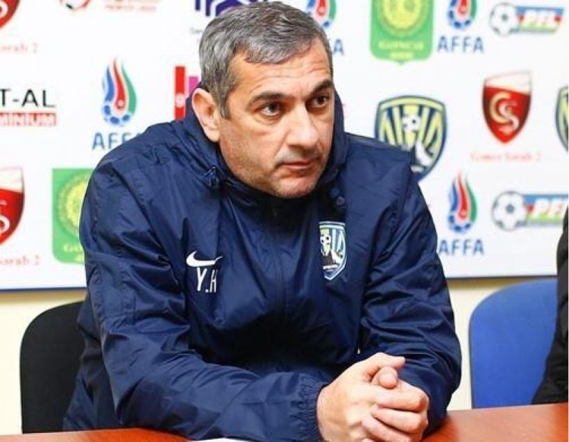 Yunis Hüseynov:  Bizdə 21 yaşlı futbolçuya gənc və perspektivli futbolçu deyirlər. Dünyada...