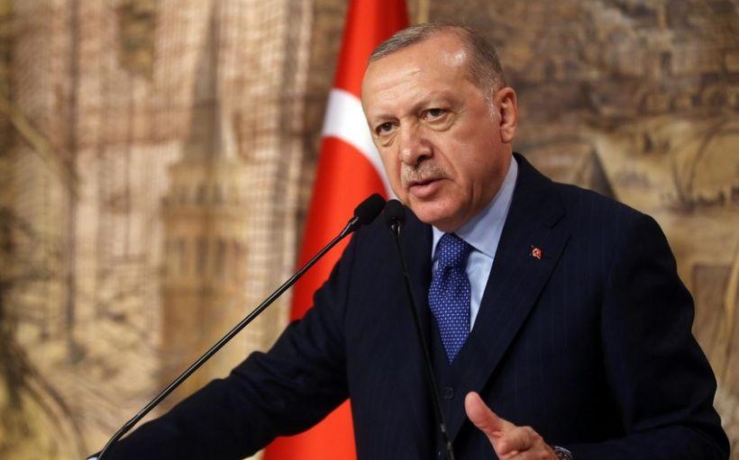 Türkiyə prezidentindən çağırış: Ermənistan mina xəritələrini versin