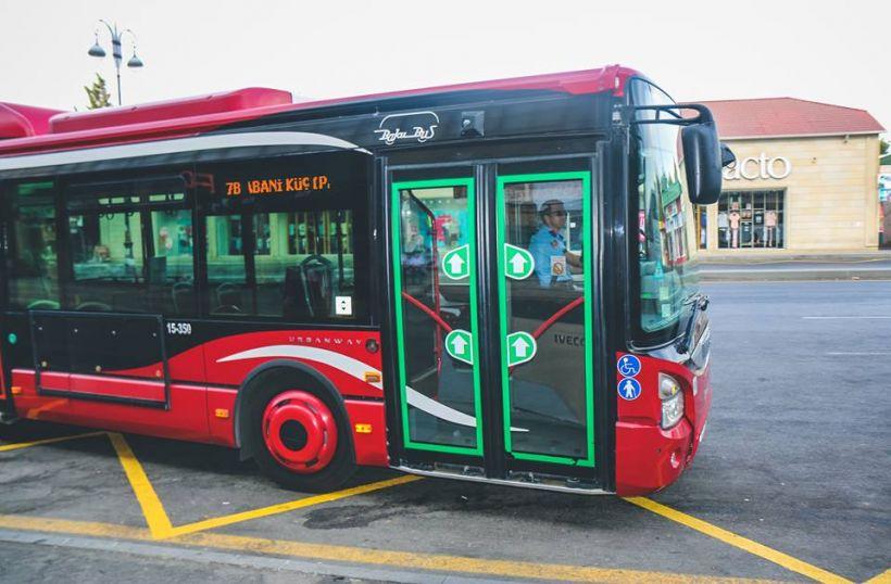 İyunun 26-dan 28-dək Bakıda marşrut avtobusları işləməyəcək