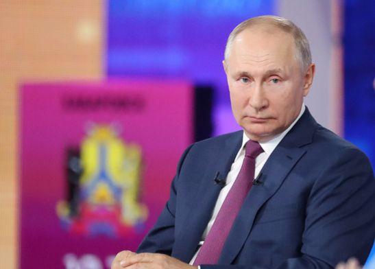 Putin varisinin kim ola biləcəyi ilə bağlı sualı cavablandırıb