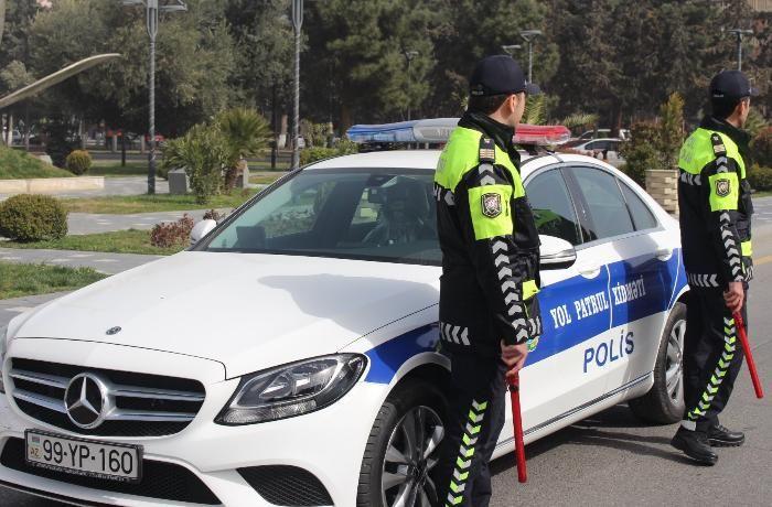Yol polisi AVRO-2020-nin sabah Bakıda keçiriləcək oyunu ilə bağlı hərəkət iştirakçılarına müraciət edib