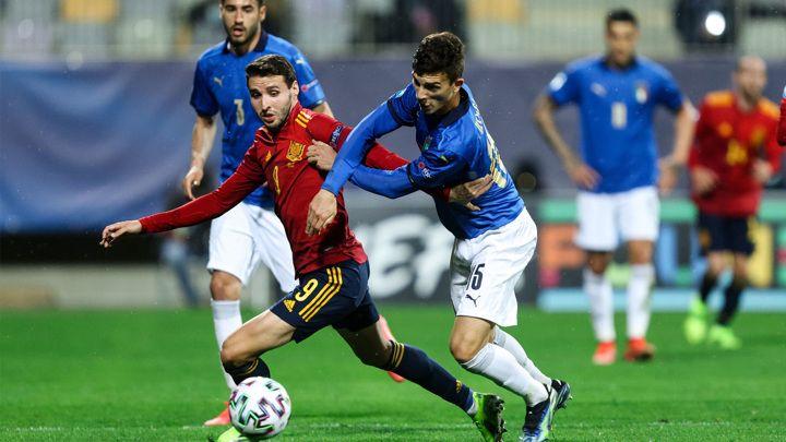 AVRO-2020-nin ilk yarımfinal matçı -  İtaliya İspaniyaya qarşı