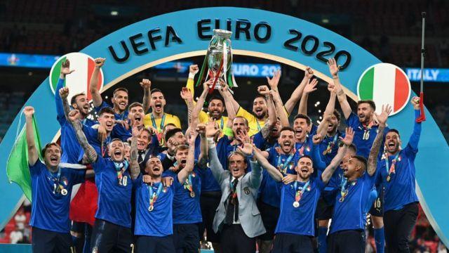 İtaliya Avropa çempionu olub