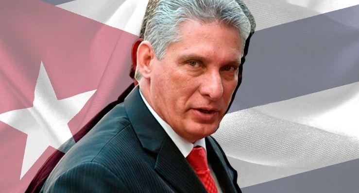 Kuba prezidenti kommunistləri küçələrə çıxmağa çağırdı