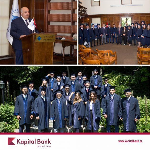 Kapital Bank Boğaziçi Universiteti ilə əməkdaşlığını davam etdirir