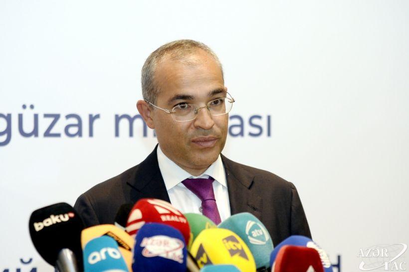 Mikayıl Cabbarov: Azərbaycan və Rusiya yeni əməkdaşlıq layihələri həyata keçirəcək