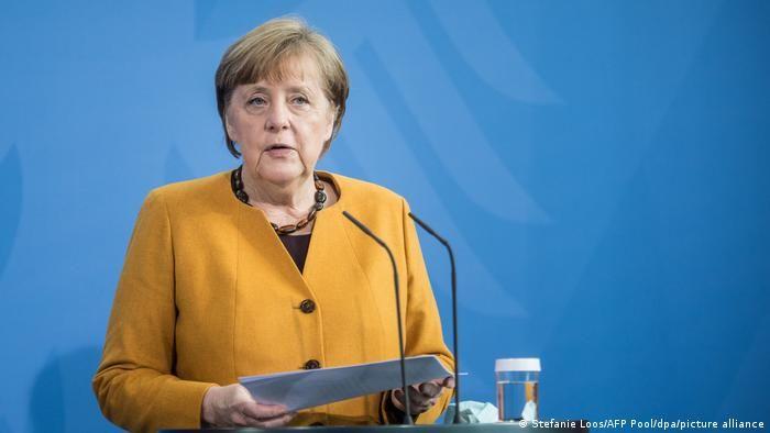 """Merkeldən hədə-qorxu ruhlu açıqlama:  """"Türkiyənin Avropa Birliyinə üzv olmaq perspektivi yoxdur"""""""