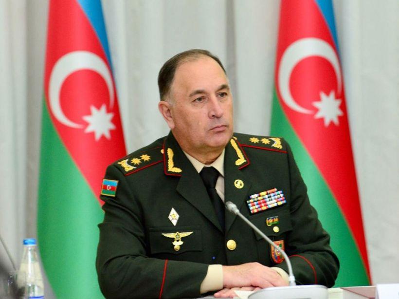 Prezident İlham Əliyev Kərim Vəliyevi Azərbaycan Ordusunun Baş Qərargah rəisi təyin etdi