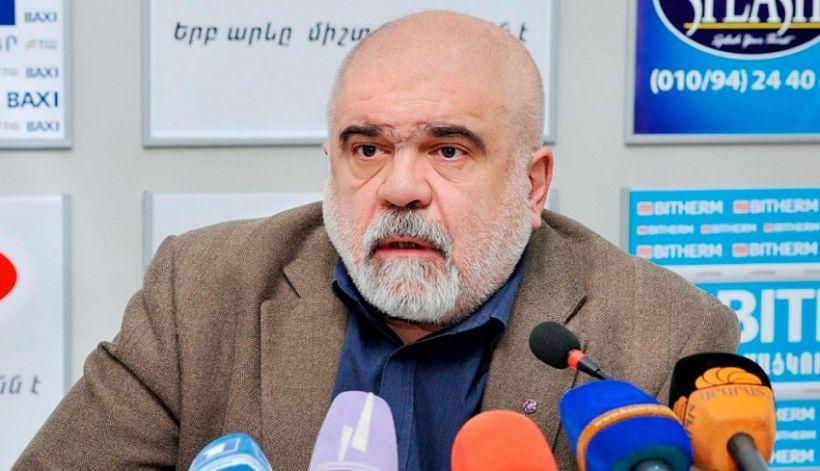 Erməni politoloq:  Əliyev kifayət qədər ciddi oyunçudur
