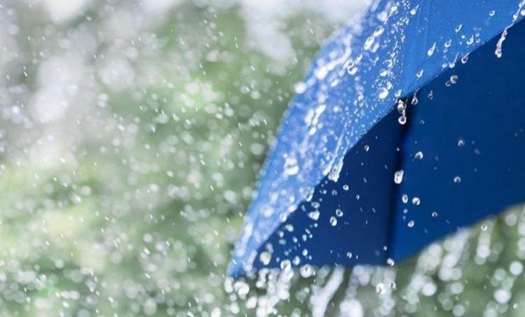 İntensiv yağış yağacaq, dolu düşəcək