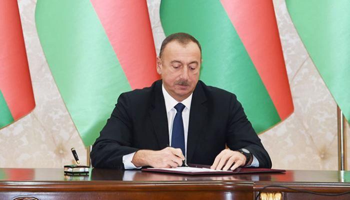 Prezident Kəlbəcər və Laçında yol tikintisi ilə bağlı sərəncam imzaladı
