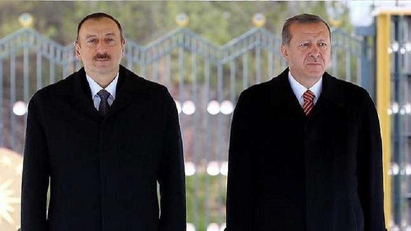 Prezident İlham Əliyev Ərdoğana başsağlığı verib