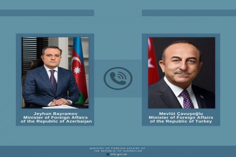 XİN başçıları Əfqanıstandakı Türkiyə və Azərbaycan sülhməramlılarının hazırkı durumunu müzakirə edib