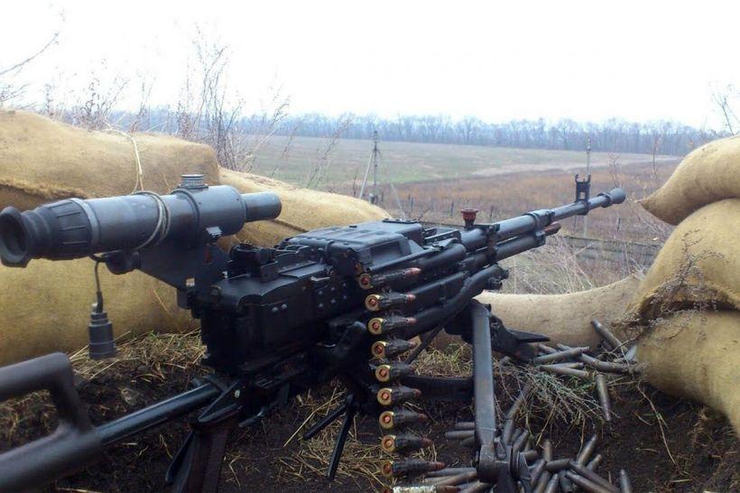 MN: Ermənistan silahlı qüvvələri müxtəlif istiqamətlərdə mövqelərimizi atəşə tutub