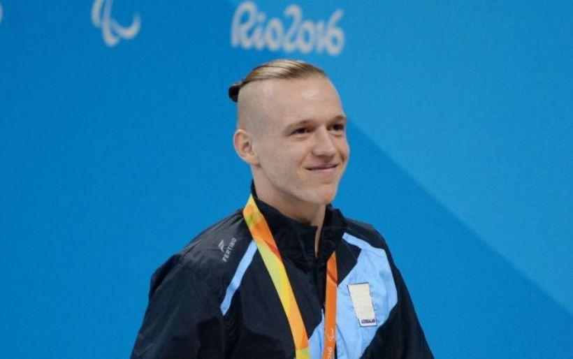 Üzgüçümüz Raman Saleh Paralimpiya çempionu olub