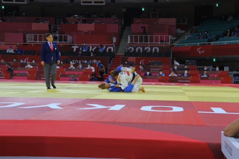 Sevda Vəliyeva da  Yay Paralimpiya Oyunlarının qızıl medalını qazandı