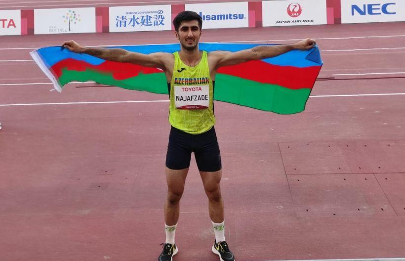 Azərbaycan Tokio Paralimpiadasında 13-cü medalını qazanıb