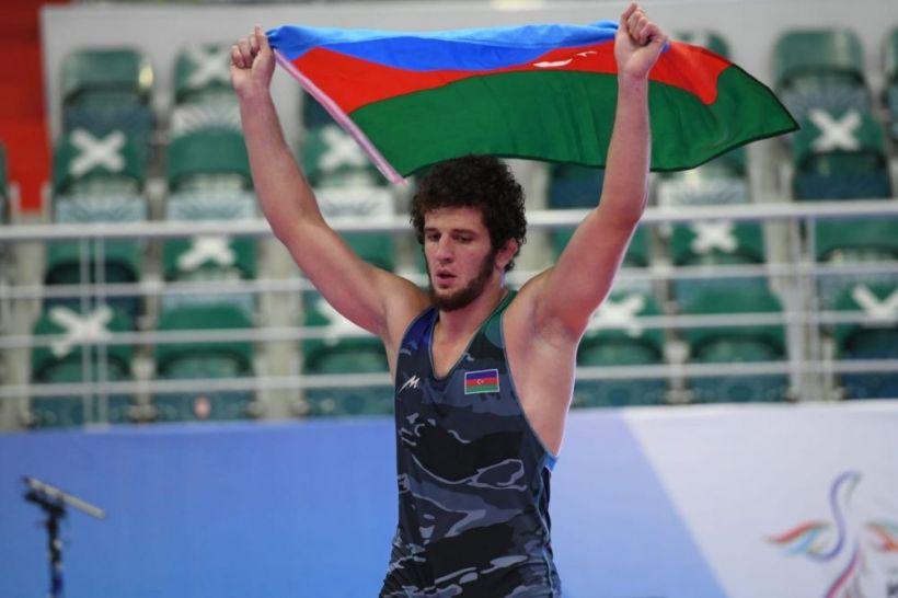Birinci MDB Oyunlarında sərbəst güləşçilərimiz 7 medal qazandılar