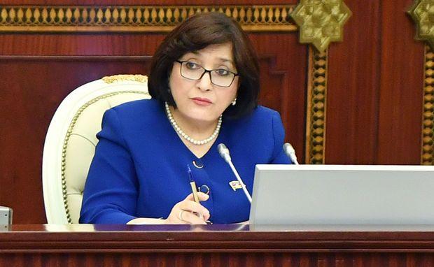 """Sahibə Qafarova: """"Ermənistan təxribatlarını davam etdirir və sabitliyə mane olur"""""""