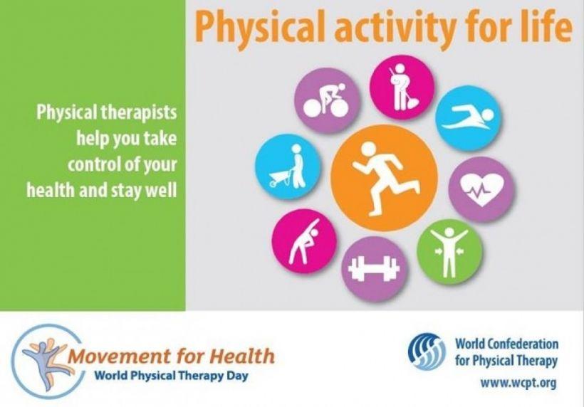 Sentyabrın 8-i Ümumdünya Fizioterapiya Günüdür