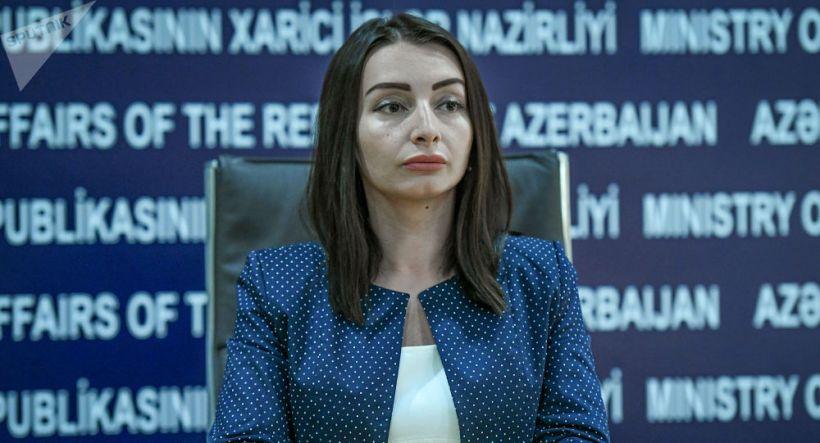 Laçında keçirilən Azərbaycan-Türkiyə birgə təlimi bölgədə sabitliyə xidmət edir -  Leyla Abdullayeva