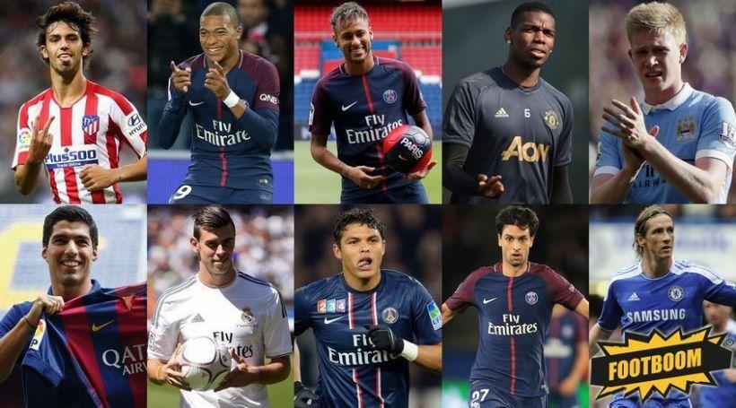 2021-ci ildə transferdən ən çox qazanan klublar -  SİYAHI