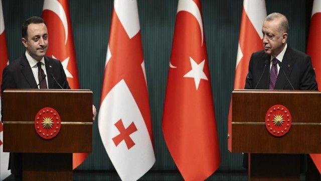 Gürcüstanın Baş naziri Nyu-Yorkda Ərdoğanla görüşəcək
