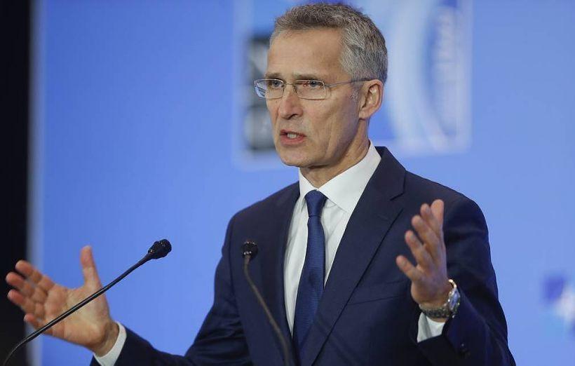NATO-nun baş katibi:  Ukrayna və Gürcüstan gec-tez NATO-ya daxil olacaq