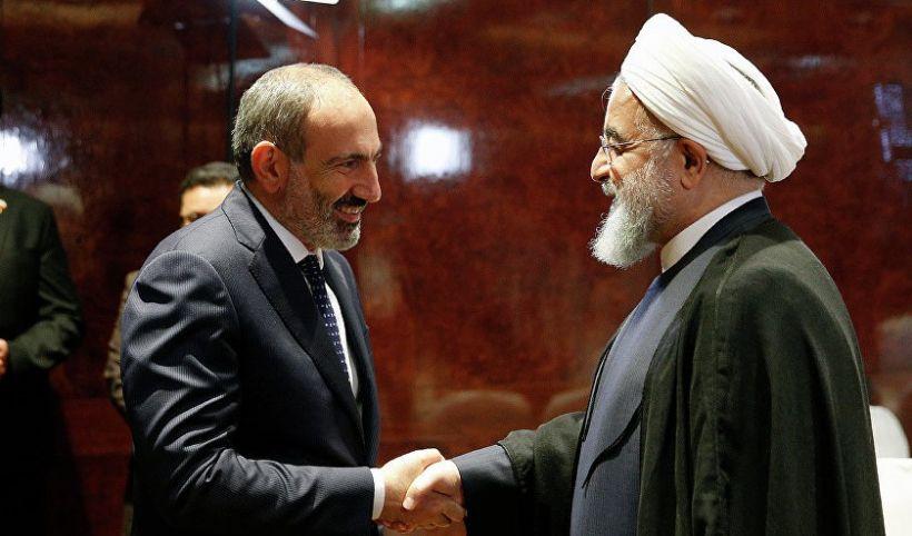 İranı Ermənistan dağıdacaq